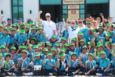 Group photo_Mr Andrew Nisbet_ White shirt on the left